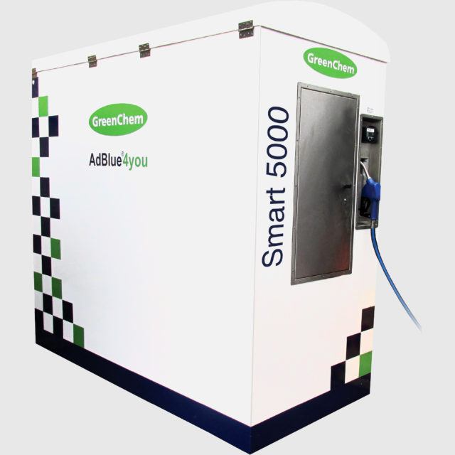 Smart5000 AdBlue4you Greenchem Bulk storage